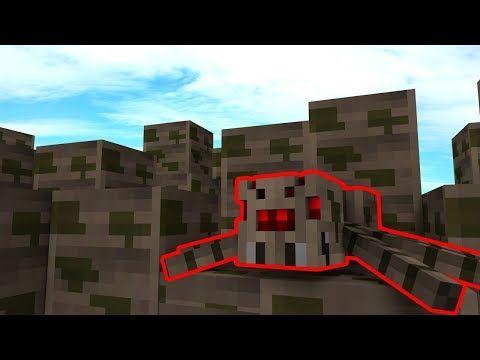 MINECRAFT ALS SPINNE SPIELEN YouTube Alles Mögliche Pinterest - Minecraft spielen youtube