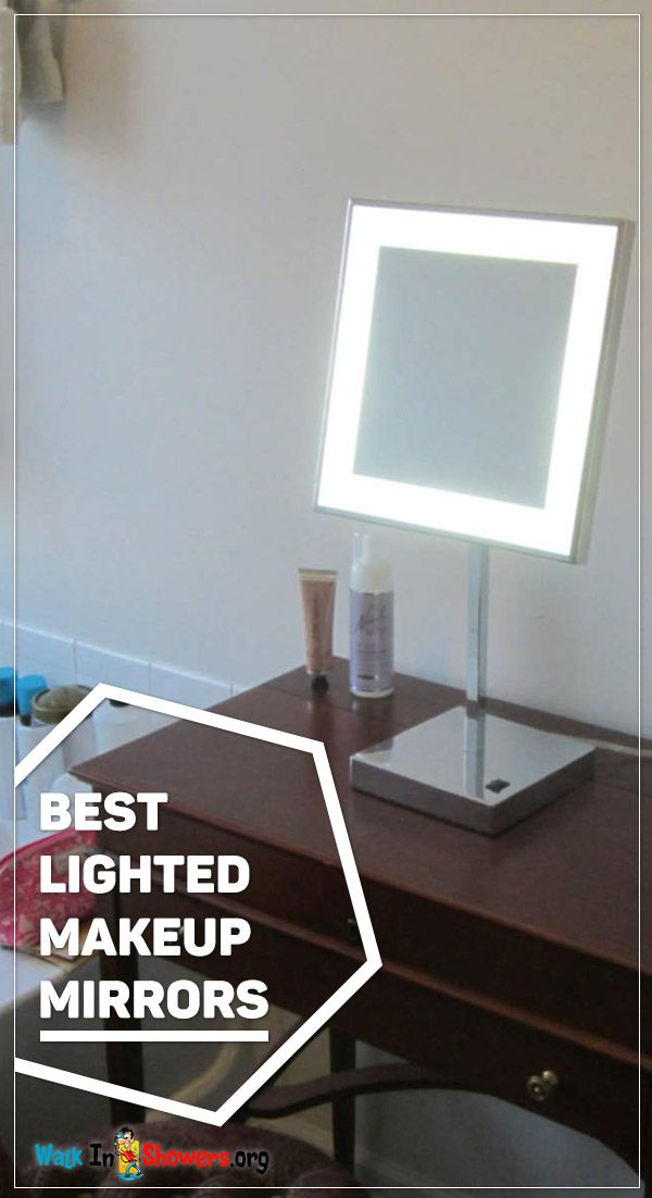 Best Lighted Vanity Mirror Reviews In 2020 With Images Lighted Vanity Mirror Best Vanity Mirror Light Makeup