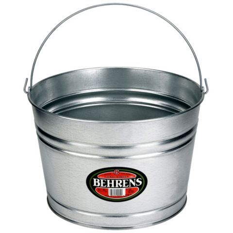 Behrens 4 1 4 Gal Galvanized Sheet Steel Utility Tub Tractor Supply Co With Images Galvanized Sheet Galvanized Steel Galvanized