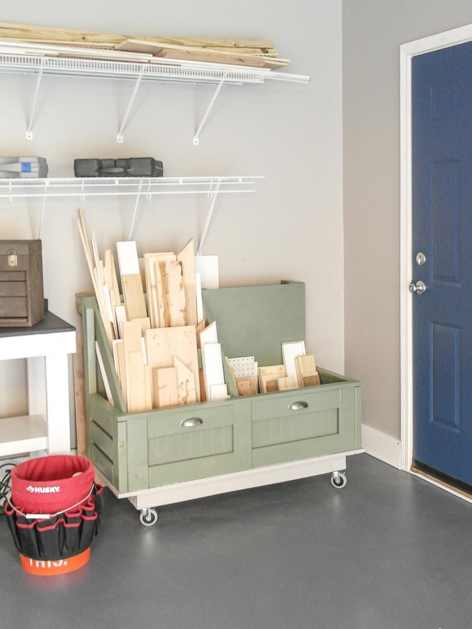 hooks and hangers are the backbone of an organized garage on inspiring diy garage storage design ideas on a budget to maximize your garage id=65544