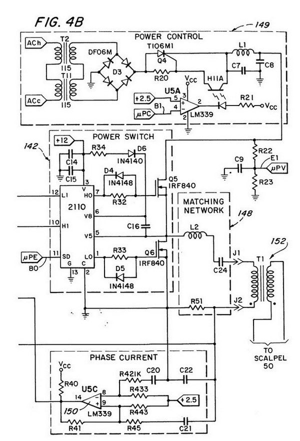 ultrasonic generator circuit schematic  ultrasonic