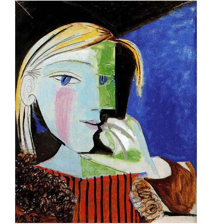 portrait of marie therese walter - Google Search   picasso ...