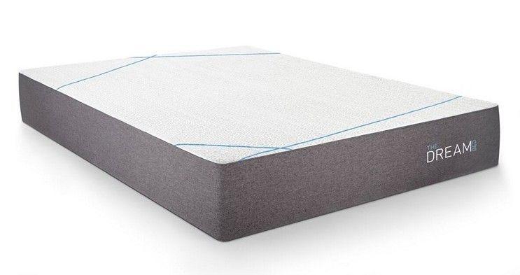 Cool 10.5'' Gel Memory Foam Mattress