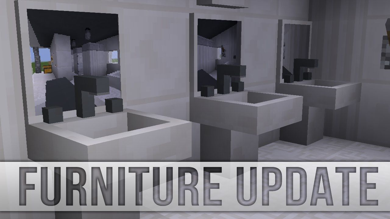 Minecraft Kitchen Mod 1.8 Mrcrayfish S Furniture Mod V3 4 8 The Kitchen Update Bug Fixes