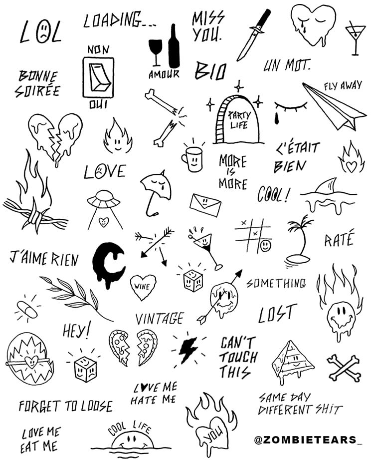 Tipos De Letras Para Tatuajes Estilos Y Disenos A La Ultima Tatuajes Discretos Tatuajes Delicados Tatuaje Smile