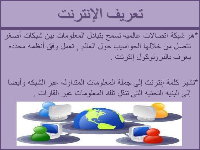 تعريف الانترنت Convenience Store Products Convenience Store Education
