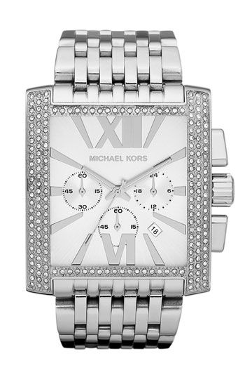 61ac535e1a83 Michael Kors  Gia  Chronograph Bracelet Watch available at  Nordstrom Me oh  my!!!! I want this!
