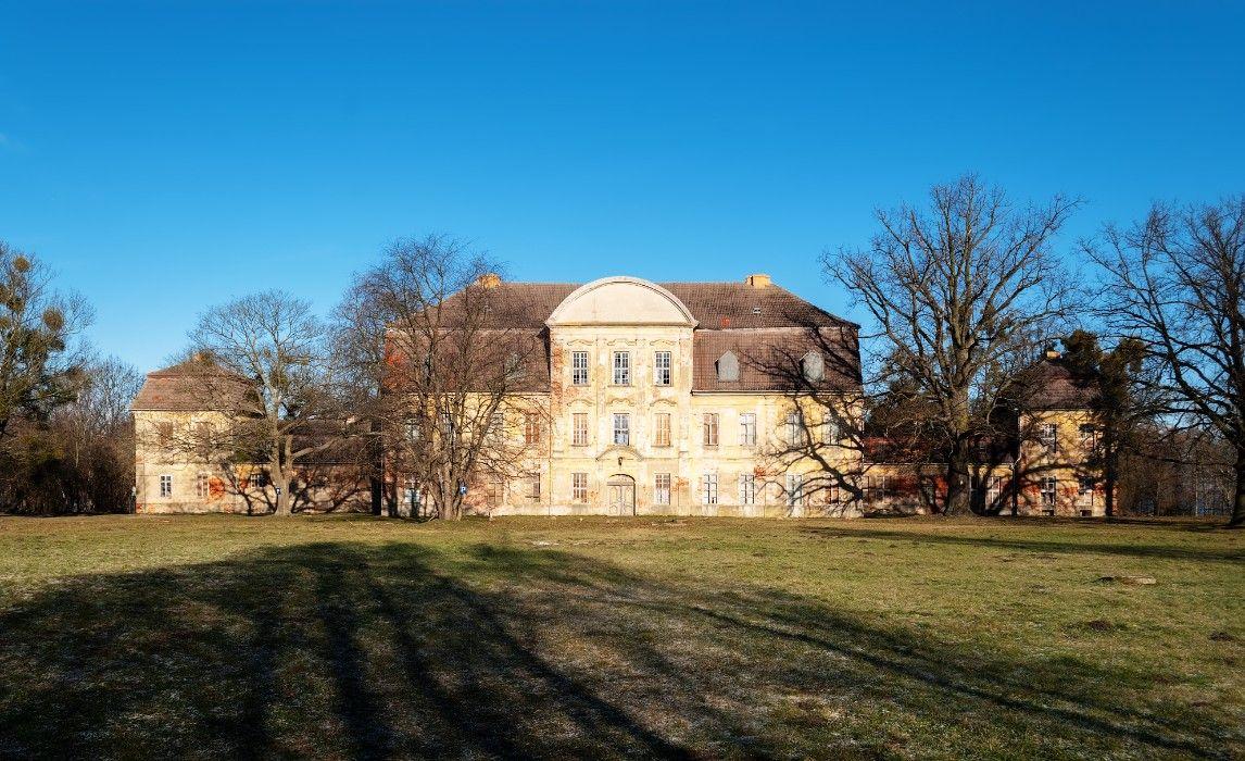 Herrenhaus Kummerow im Februar 2010, Mecklenburgische