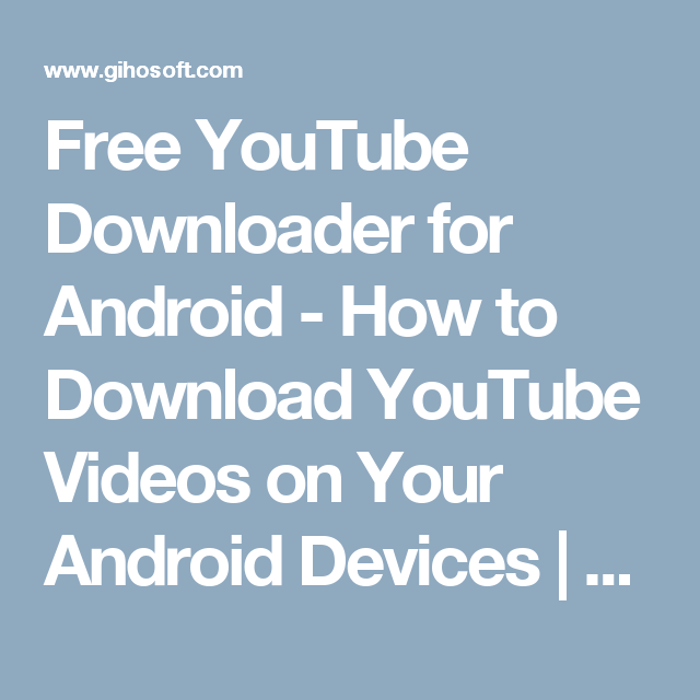download video from twitter app android