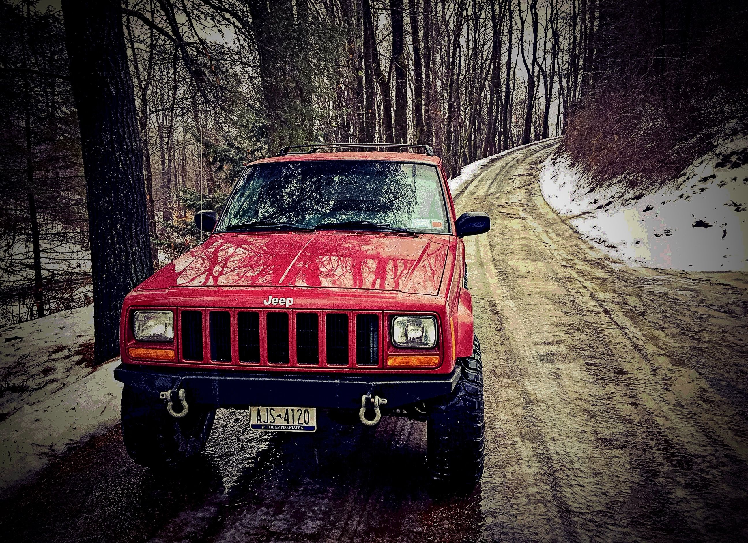 99 Cherokee Sport