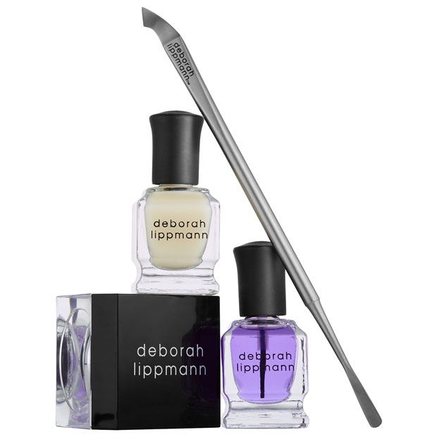 Deborah Lippmann Cuticle Lab Intensive Treatment Therapy 75 00 Value 4 Easy Steps