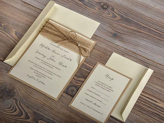 Custom listing for SHAWN 45 invitations por 4invitationwedding