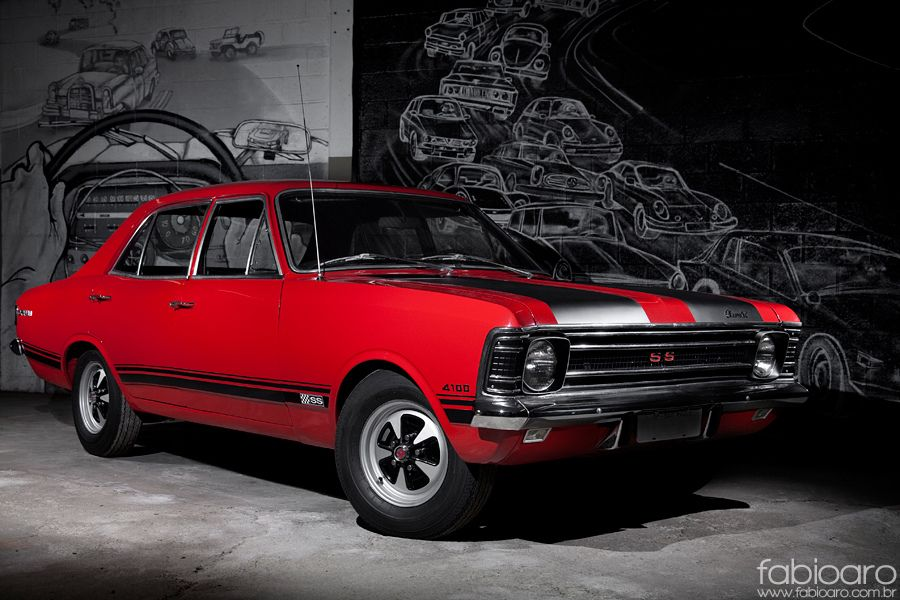1971 Chevrolet Opala SS