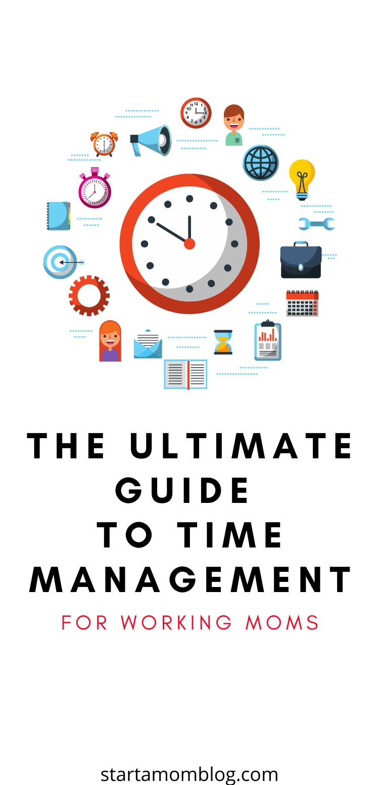 Time Management Start A Mom Blog Time Management Time Management Tips Management