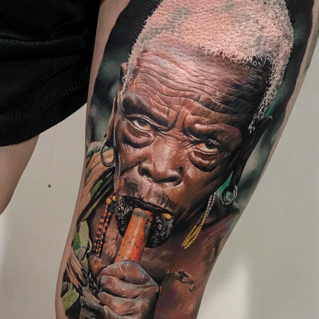 Realism Tattoo For Woman 3d Near Me Realism Tattoo Portrait Tattoo Different Styles Of Tattoos