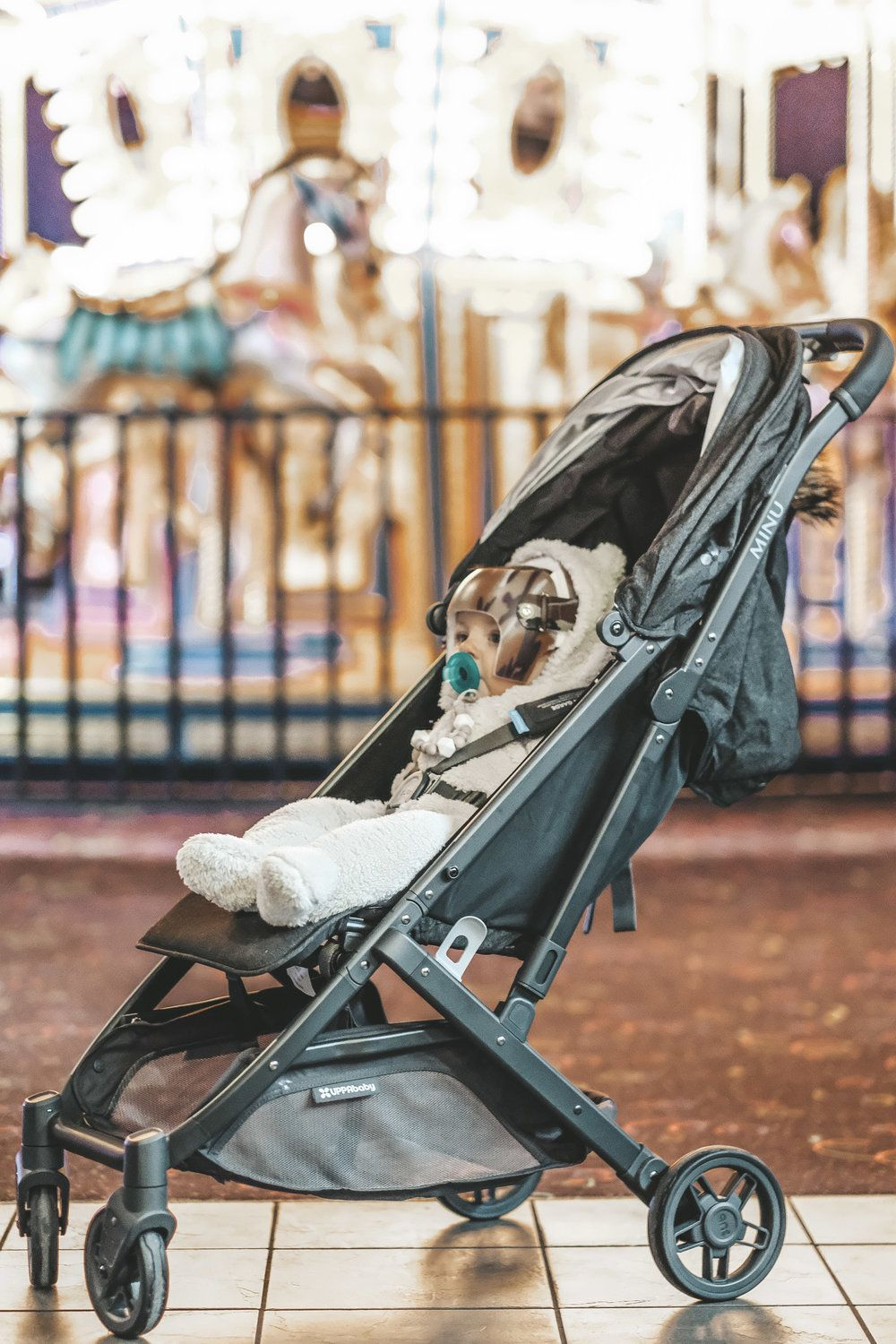 2019 ON THE MOVE UPPABABY MINU REVIEW How to fall