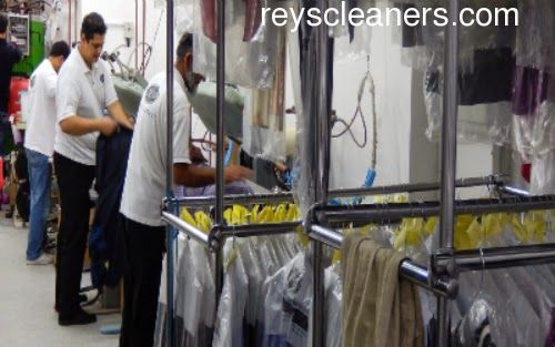 Provide Feedback To Dry Cleaners To Help Them Improvise Their