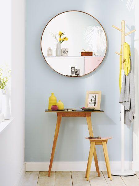 spiegel upcycling ikea modell versch nern ikea hack. Black Bedroom Furniture Sets. Home Design Ideas