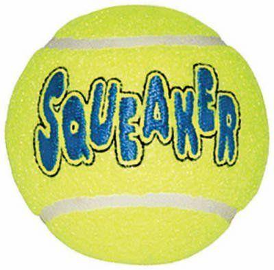 Bulk Pack of 48 Kong Company Medium Tennis Balls for Dogs