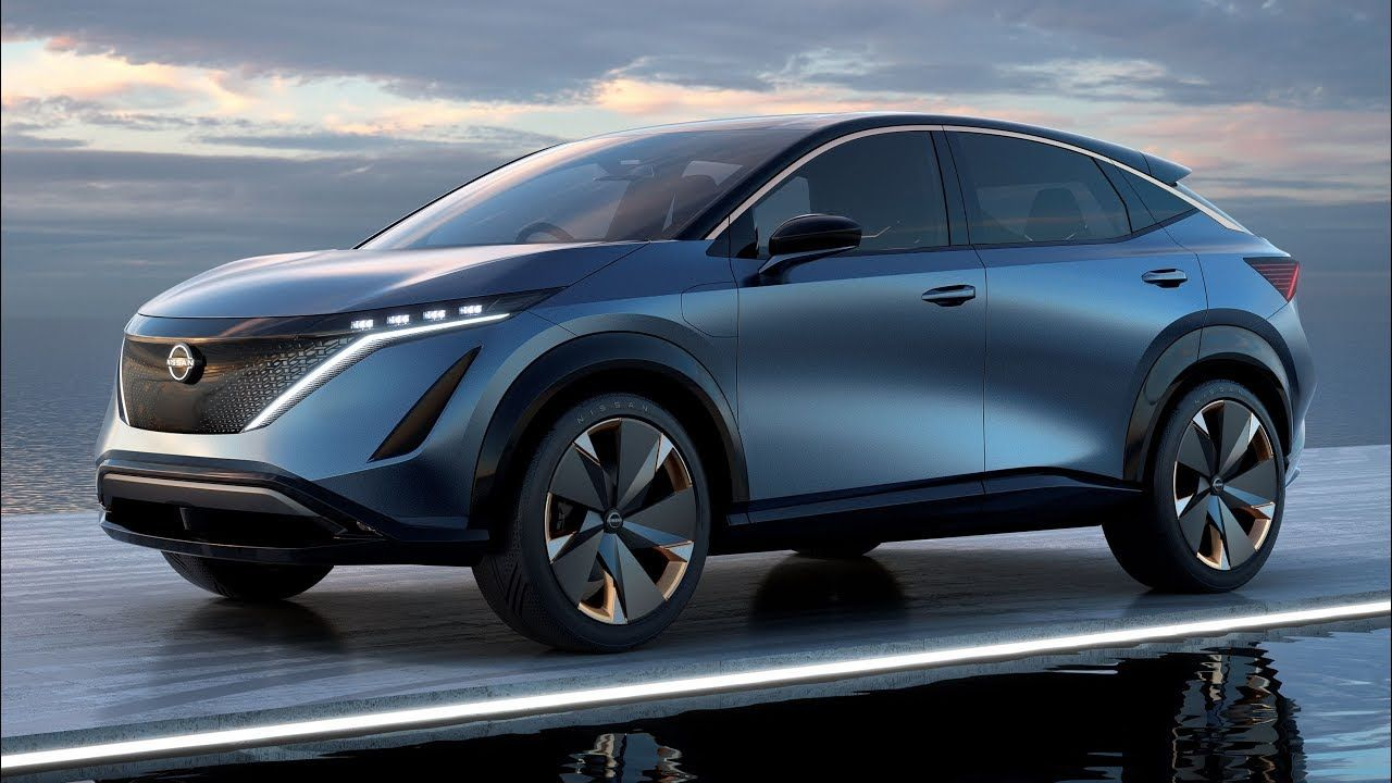 Nissan Ariya Concept Nissan Suv Nissan Cars