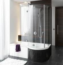 baos modernos pequeos con ducha y tina buscar con google