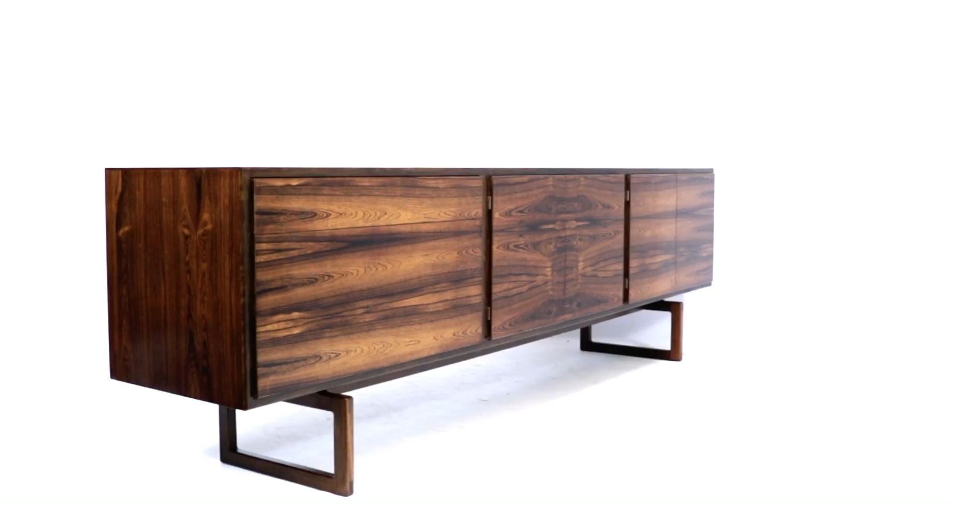 Mid Century Sideboard MK511 by Mogens Kold