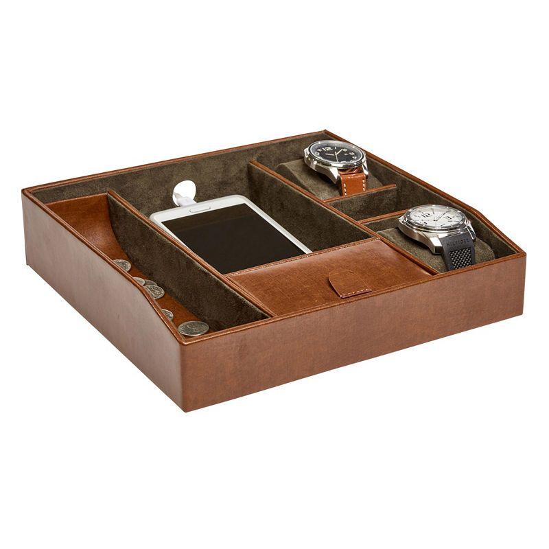 Jewelry Box Dresser Top Accessories Men