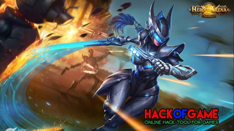 Heroes Arena Hack 2019 Get Free Unlimited Gold & Diamonds To Your
