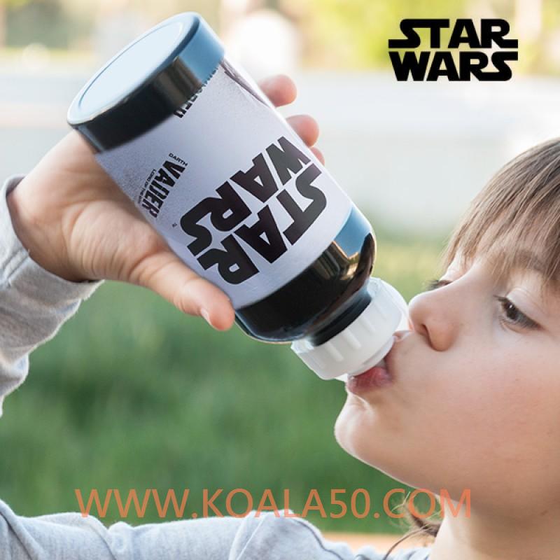 Bidón de Aluminio Star Wars - 2,78 €  ¡No te pierdas el bidón de aluminio Star Wars! Si eres un amante de La Guerra de las Galaxias, este es tu producto. Para pequeños, para mayores... ¡Lo importante es sentirte identificado con tus...  http://www.koala50.com/menaje-infantil/bidon-de-aluminio-star-wars