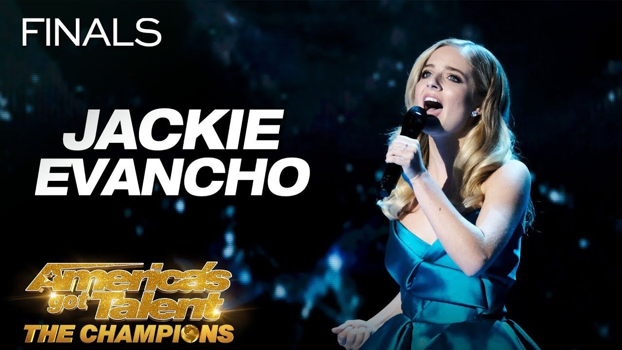 Jackie Evancho Performs Inspiring Rendition Of Somewhere