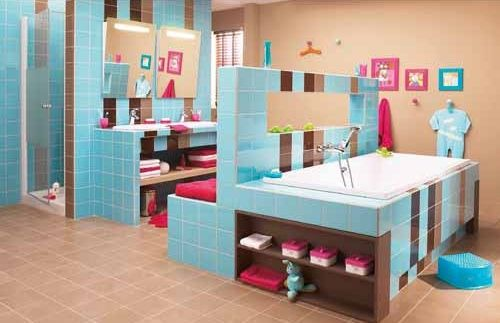 salle de bain leroy merlin enfants pinterest salle. Black Bedroom Furniture Sets. Home Design Ideas