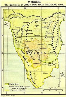 Kingdom of Mysore  httpenwikipediaorgwikiKingdomofMysore