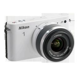 Nikon Store - Nikon 1 J1 - Two-Lens Wide Angle Kit