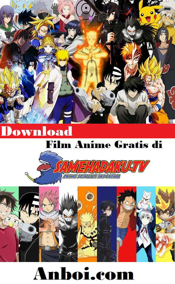 Buat Anda Yang Hobi Nonton Film Anime Di Sini Anboi Sudah Membuat Tutorial