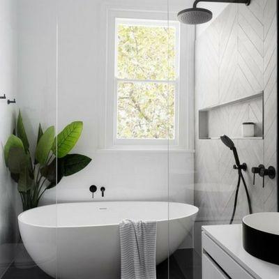 Banyo Duvar Boyası Renkleri ve Örnekleri
