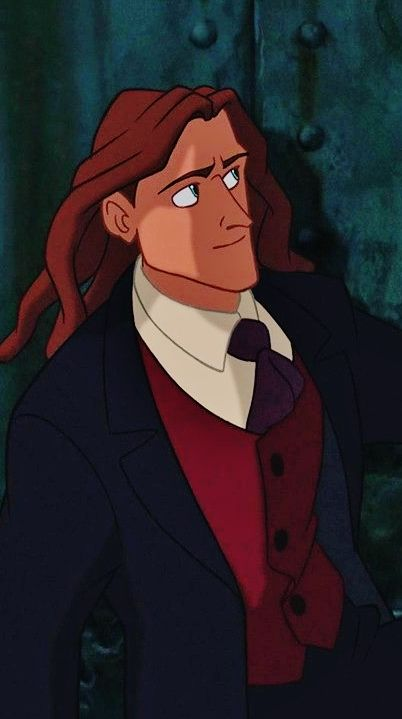 Tarzan definitely the most handsome disney guy there ever was in