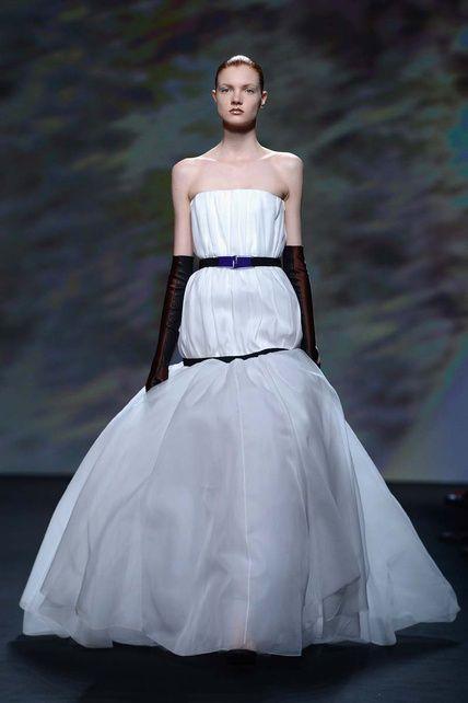 Dior. Paris Alta Costura 2013. Foto: Getty Images