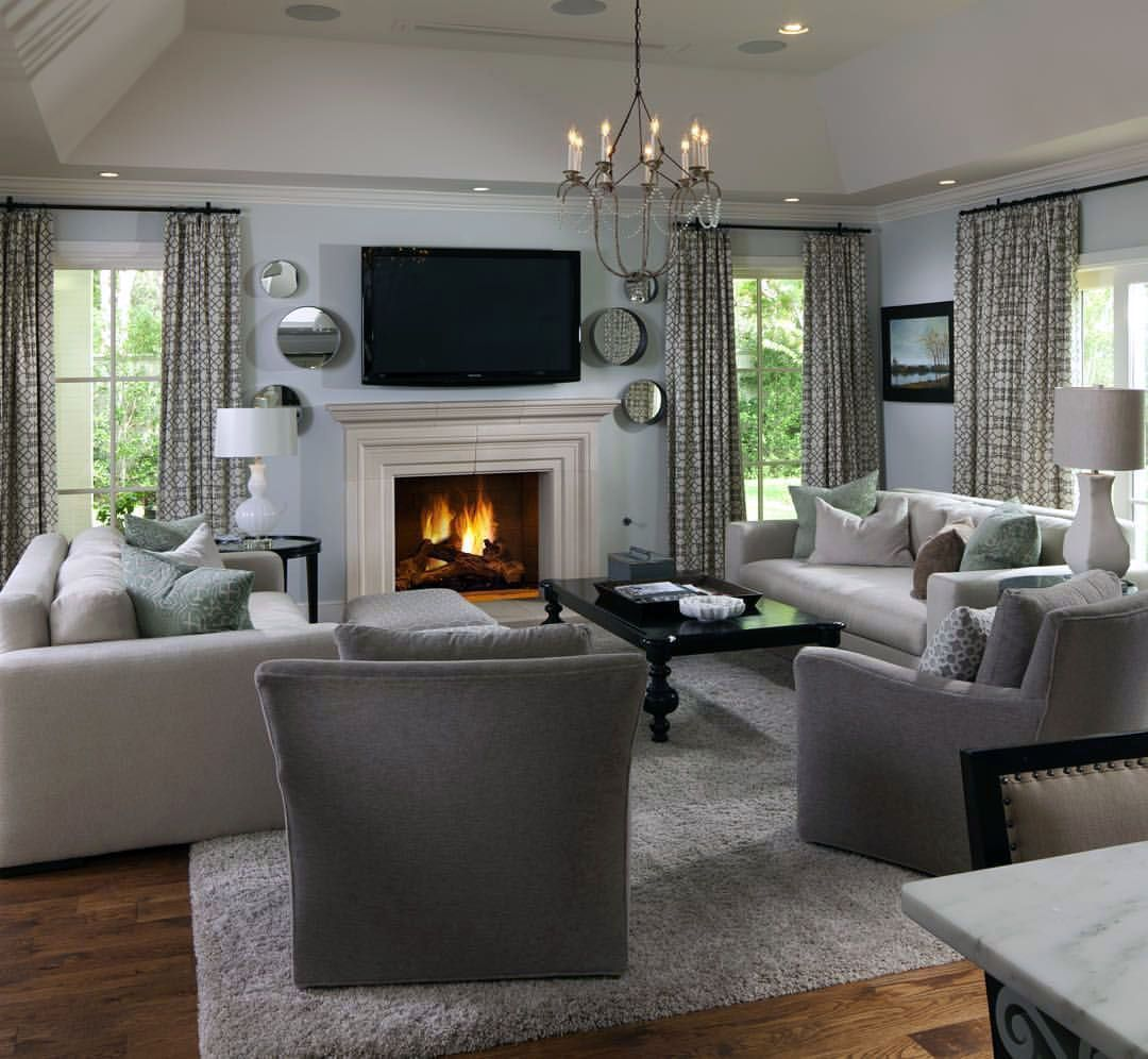 Tiny Residing Space Ideas Just How To Adorn A Cosy And Also Small Resting Snug Lobby Or Even Area Transitional Living Rooms Transitional Living Room Warm Living Room Warm Concept transitional family room