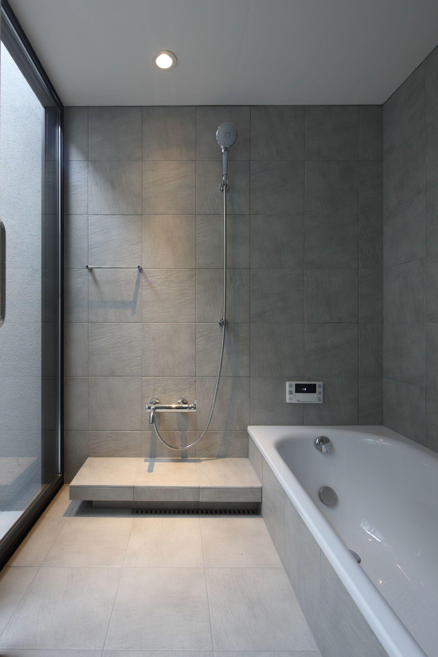 可児の家 浴室 デザイン 浴室リフォーム バスルーム インテリア