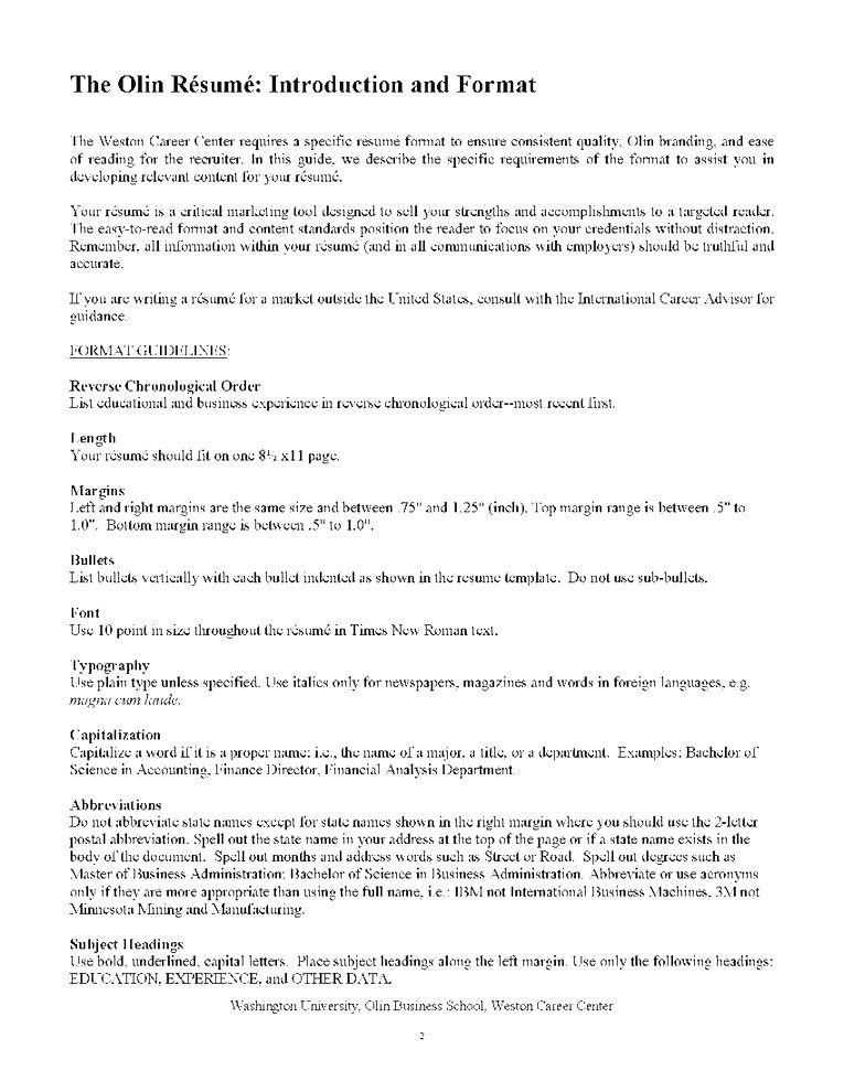 modern internship resume sle pdf intern resume Bu Tarz Benim