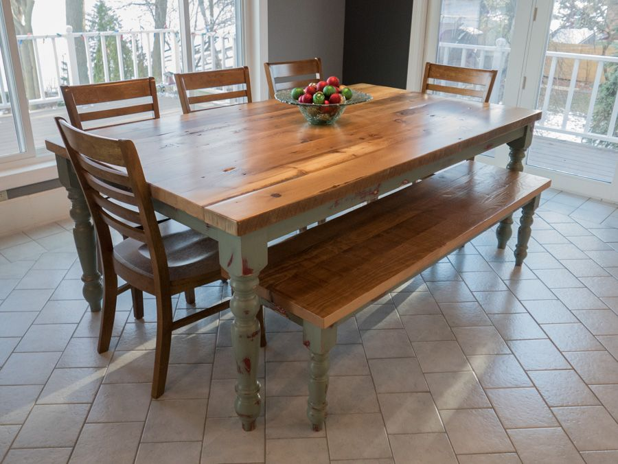 Farmhouse Charm Our Old English Dining Table Brings Warmth And Impressive English Dining Room Furniture