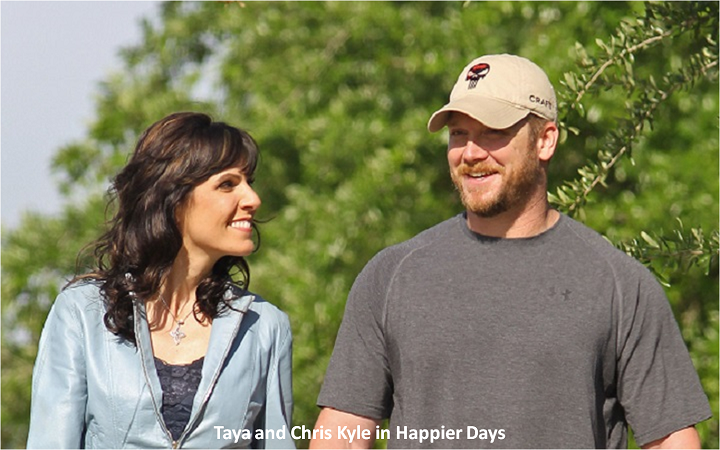 A friend of the court brief supporting Taya Kyle, the widow of Chris Kyle, the American Sniper, was filed yesterday afternoon by TMLC.