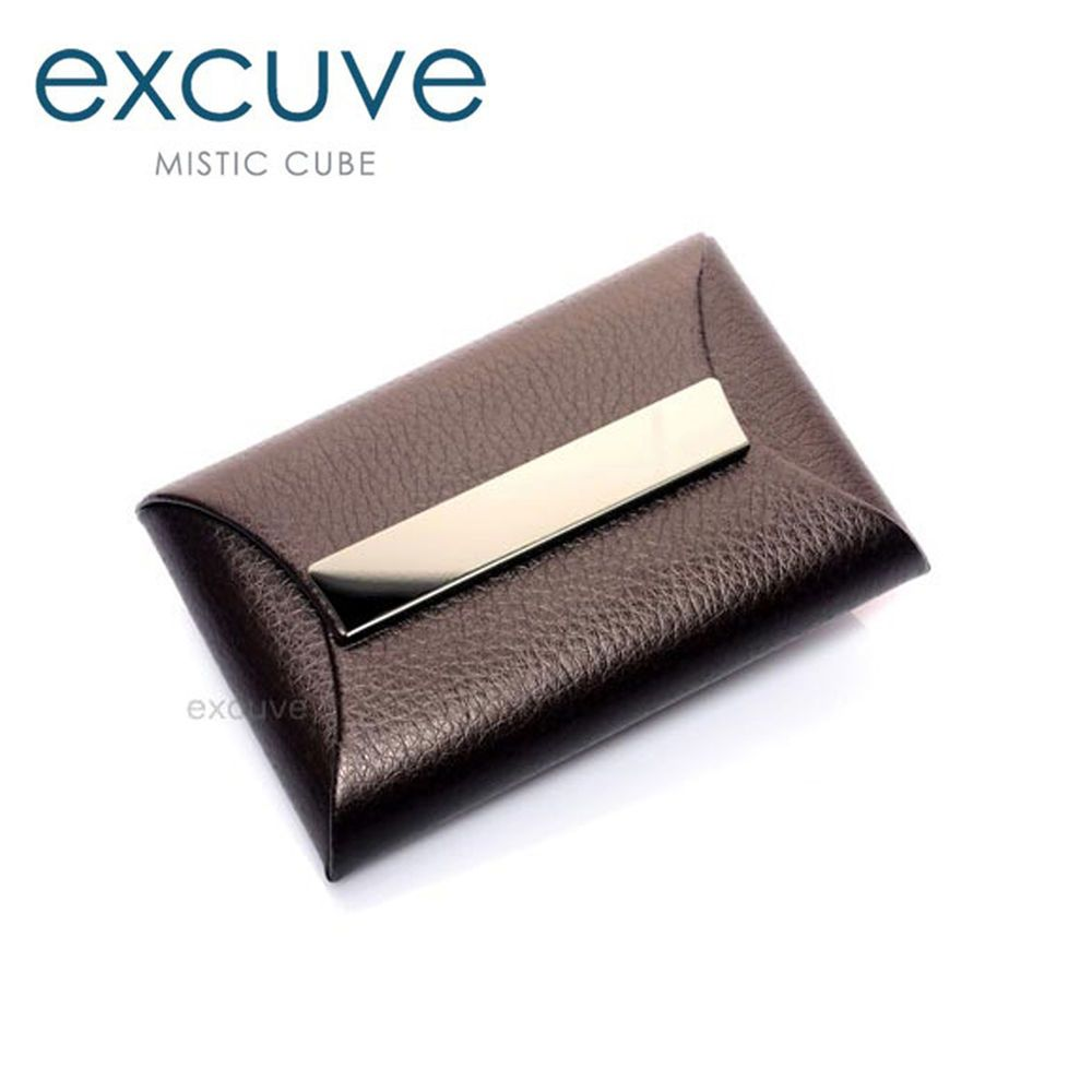 excuve luxury gt4 personalized business card holder case free engraving - Custom Business Card Holder