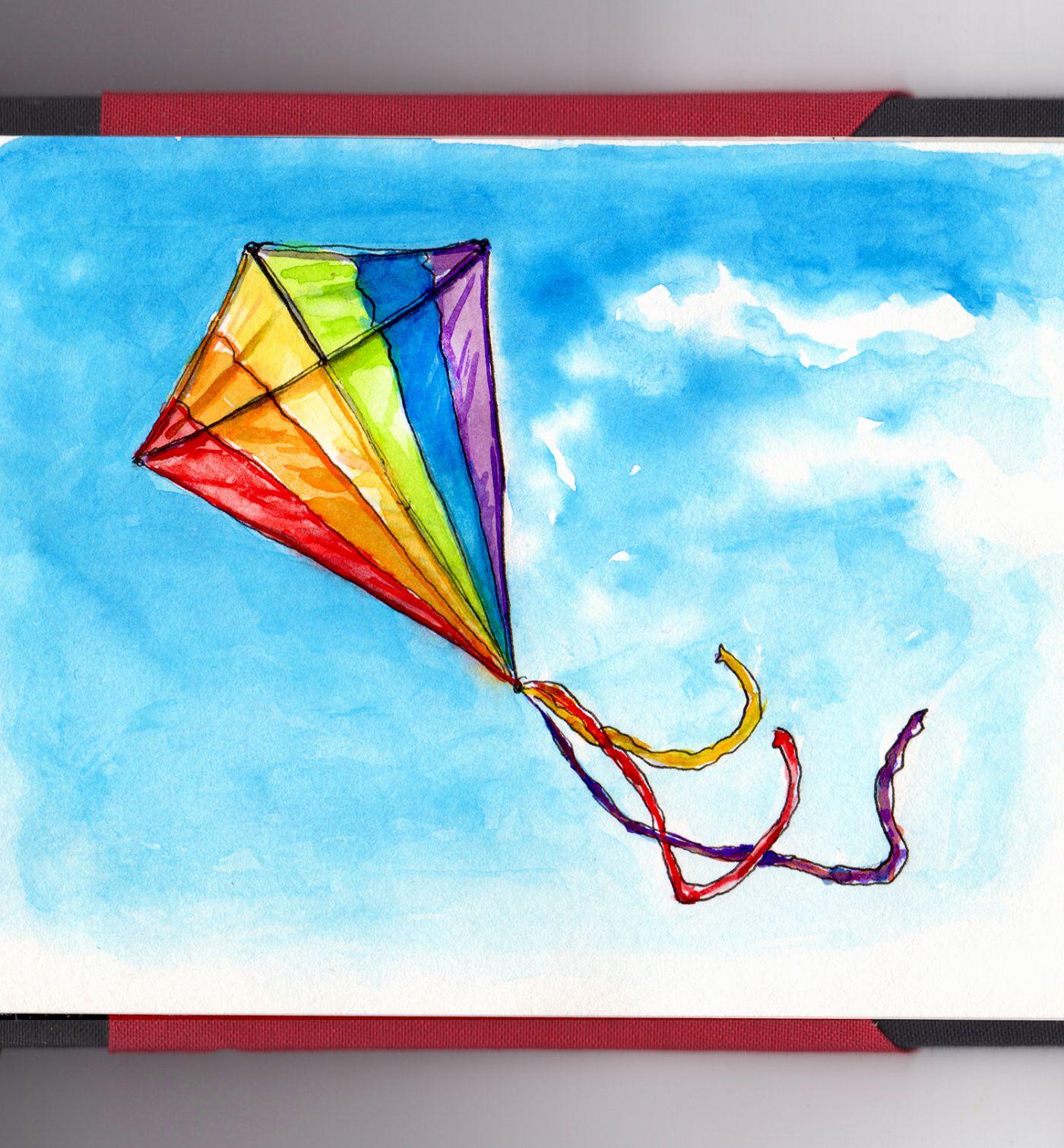 Go Fly A Kite Go Fly A Kite Spring Art Kite
