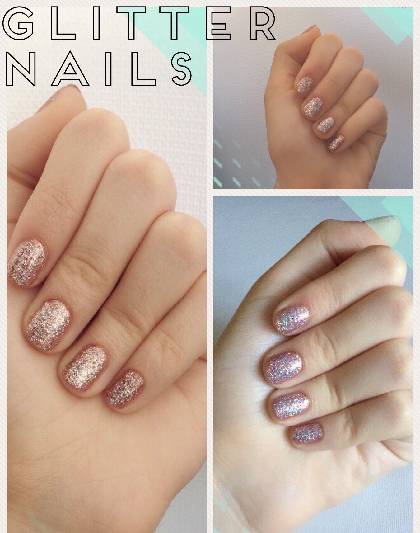 Nails Polishes I used: Sally Hansen Hard as Nails Xtreme Wear #200 ...