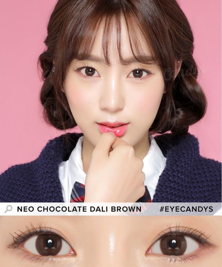 7bd8cd7b1c5 Buy NEO Dali 2 Brown Circle Lenses