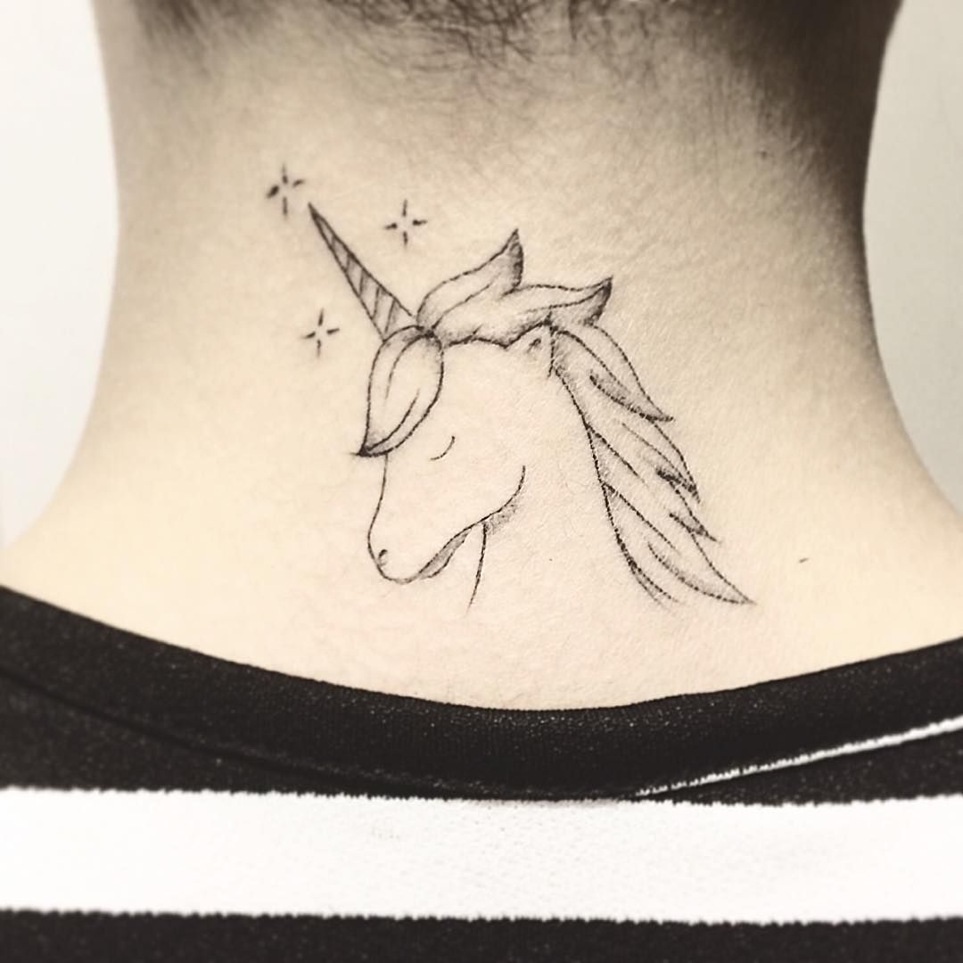 27 Unicorn Tattoos For The Person Who Wants To Make Magical Vibes