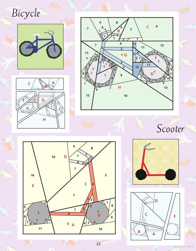 100 Paper Pieced Quilt Blocks - Google Books | paper piecing ...