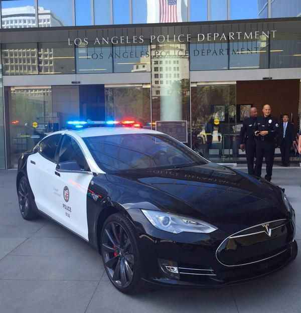 Nice Bmw Nice Bmw Tesla Police Cars Are Preferred By Lapd Over