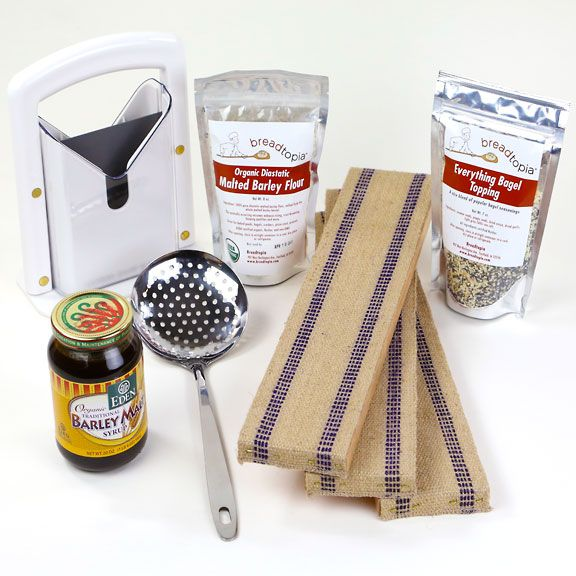 Bagel Essentials Kit | Breadtopia